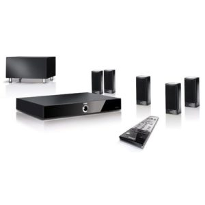 Loewe 5.1 Home Cinema & Music system Home Theater speakers (Black)