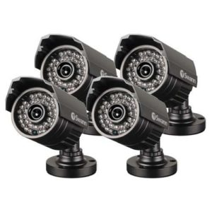Swann 4x PRO-735 Security Camera TVL Day Night 960H Security DVR