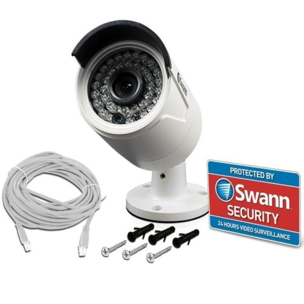 Swann NHD-818 4.0MP Super HD Day/Night Security Bullet Camera 1536p
