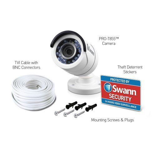 Swann PRO-T853 2.1 Mp 1080p Professional Full HD bullet Security Camera
