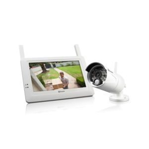 Swann SW-DIGMONKIT Wireless 7 Inch LCD Monitor and Camera Recording Kit