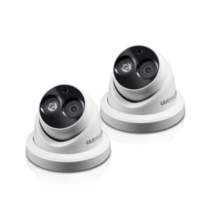 Swann SWNHD-836CAM 3 MegaPixel Dome 2 Pack HD Security Camera